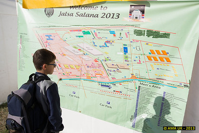 IA6_8071 Map and guide of the Jalsa Salana site.