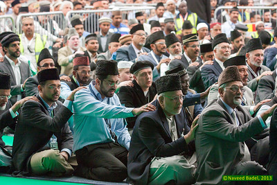 Jalsa Salana 2013-53 International Bai'at ceremony