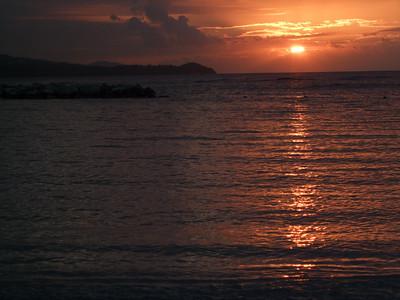 Jamaica March 2008