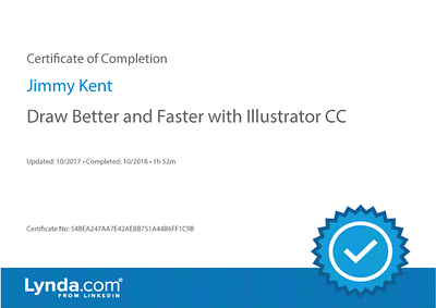 Certificate of Completion #03