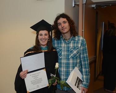 2012 Jamie gets her masters
