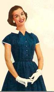 50s woman
