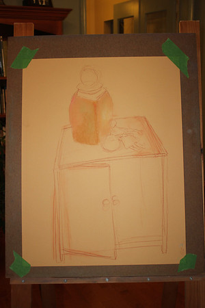 Ellie's painting
