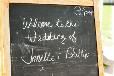 Janelle and Phil's Wedding Gallery