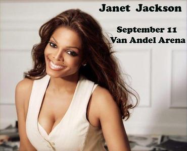 Janet Jackson at Van Andel Arena
