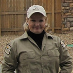 This is my Volunteer Naturalist uniform for Barr Lake State Park in Colorado - kids call me Ranger Mom - but I'm really not a ranger - just look like one.