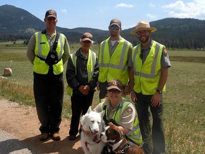 RMNP - Bighorn Brigade (Sat) - 2012