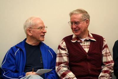 Fr. John Czyzynski and Fr. Leonard Elder