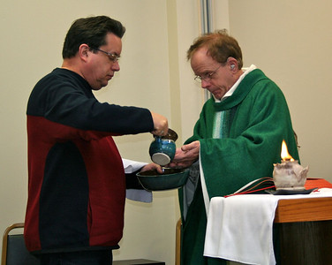 Fr. Jack Kurps and Fr. Bob Tucker