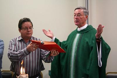 Fr. Jack Kurps and Fr. Tom Cassidy