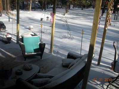 January 2010 Snow