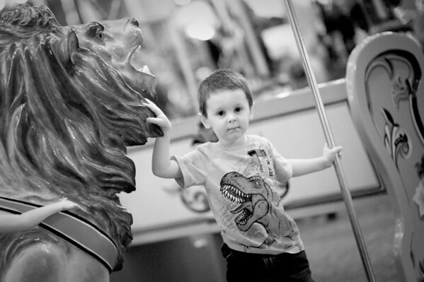 My grandson Asher Ayers at the Children's Museum last week.<br /> <br /> Photographer's Name: Terry Lynn Ayers<br /> Photographer's City and State: Anderson, IN