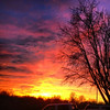 Beautiful Sunset<br /> <br /> Photographer's Name: Barbara Jones-Fisher<br /> Photographer's City and State: Anderson, IN