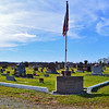 View of Mt. Zion Cemetery in Ovid<br /> <br /> Photographer's Name: Colleen Brown<br /> Photographer's City and State: Anderson, IN