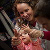 Aislynn Ayers and Nannette Ayers playing with a bubble (daughter and granddaughter).<br /> <br /> Photographer's Name: Terry Lynn Ayers<br /> Photographer's City and State: Anderson, Ind.