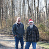 Jerry and Allen Wilber at Acorn Acres Cabins in Logan, Ohio.<br /> <br /> Photographer's Name: Jenee  Wilber<br /> Photographer's City and State: Anderson, Ind.