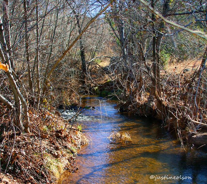 Oak Creek.
