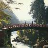 """Bridge to Nikko, the fabulously excessive shrine complex dedicated to Tokugawa Ieyasu, unifier of Japan. Nikko's in Tochigi Prefecture, well south of Morioka. I would've ridden down here, but don't remember when exactly.<br /> <br /> <br /> <a href=""""http://www.sacred-destinations.com/japan/nikko-toshogu.htm"""">http://www.sacred-destinations.com/japan/nikko-toshogu.htm</a>"""