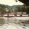Miyajima--imagine how nice it must look on a sunny day!