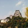The incomparable Himeji. You can see here the start of a trend--of which the next gallery has many more examples--of me taking photos at these national treasures which mostly completely exclude other people. Despite often immense crowds, patience and some weird need of mine produced a set of photos of monuments that seem practically deserted sometimes.
