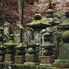 Memorials at Muro-ji