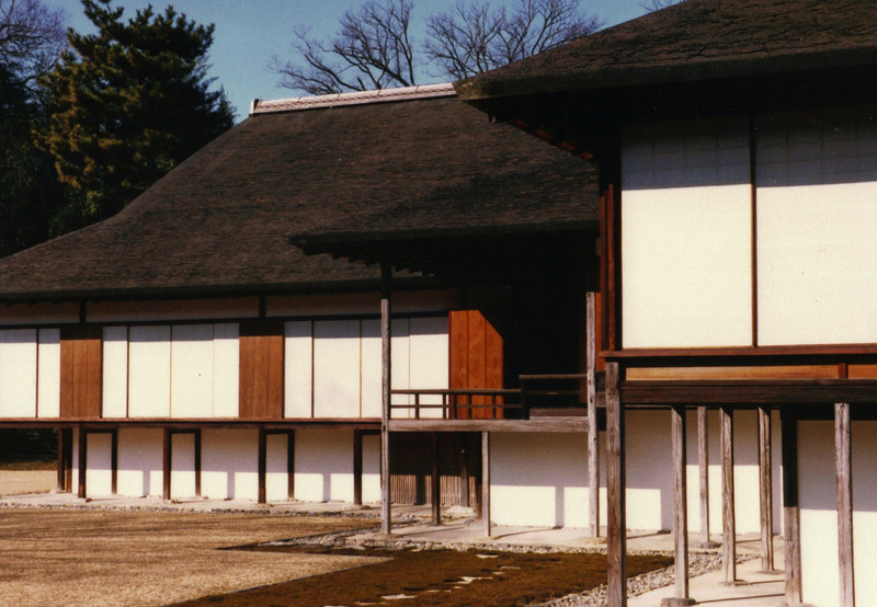 """The incomparable Katsura Villa, in Kyoto. Inside and out--everything in perfect proportion. Gardens and buildings all masterworks of simplicity and harmony. Access is restricted, reservations are necessary, and you have to be 18 or over to visit. (Scroll down the link below for the pics.)<br /> <br /> <br /> <a href=""""http://en.wikipedia.org/wiki/Katsura_Imperial_Villa"""">http://en.wikipedia.org/wiki/Katsura_Imperial_Villa</a>"""