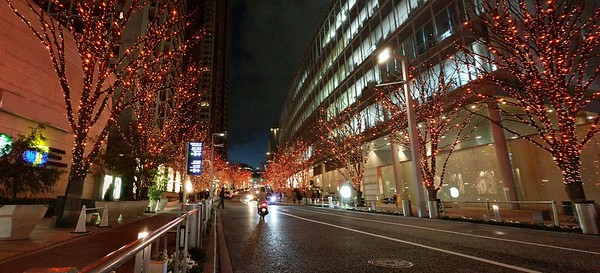 Roppongi nights orange