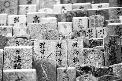 Japon Noir et Blanc