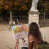 Popular corner to paint