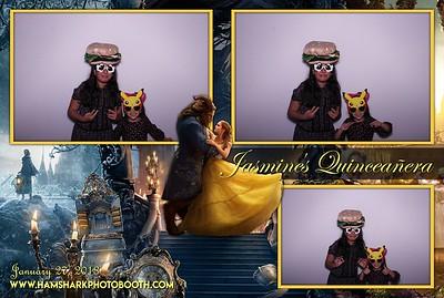 Jasmine's Quinceanera