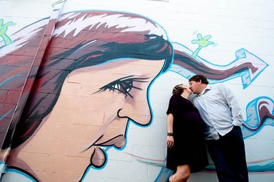 Tracy & Jason Maternity