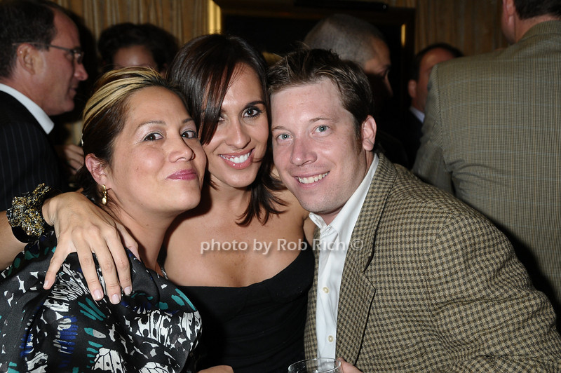 Zoila Knab, Jayma Cardoso, Ryan Knab<br /> photo by Rob Rich © 2009 robwayne1@aol.com 516-676-3939