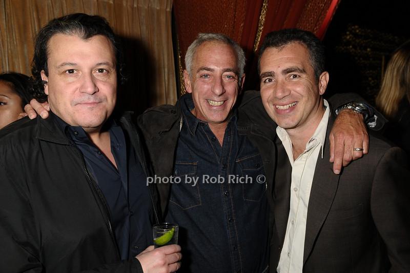 Rick Burnabei, Richie Wennick, Peter Marinas<br /> photo by Rob Rich © 2009 robwayne1@aol.com 516-676-3939