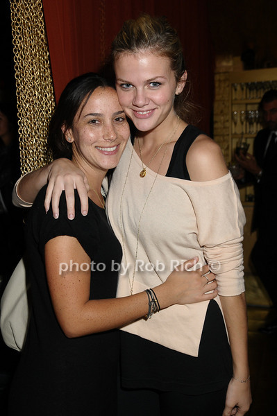 Kim Alves, Brooklyn Decker  <br /> photo by Rob Rich © 2009 robwayne1@aol.com 516-676-3939