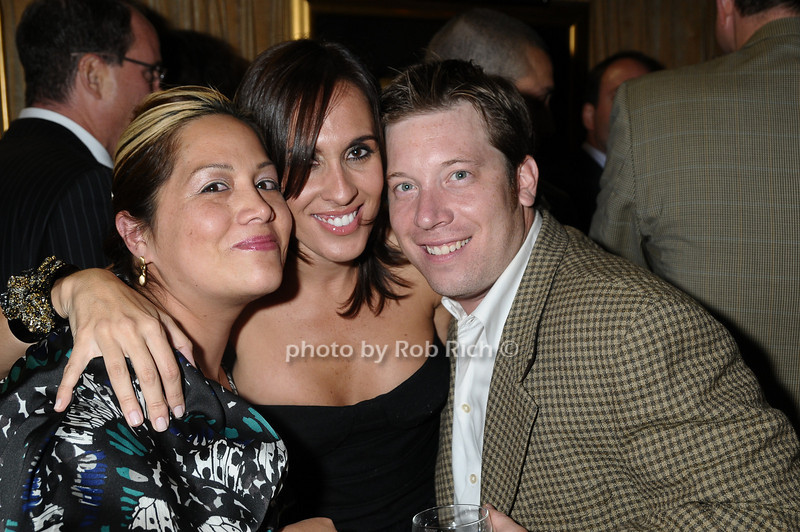 Zoila Knab, Jayma Cardoso, Ryan Knab<br /> photo by Rob Rich © 2009 robwayne1@aol.com 516-676-3939