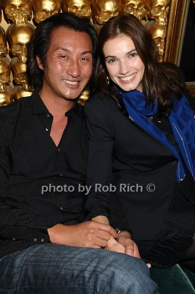 Les Wang, Nadia Chenko<br /> photo by Rob Rich © 2009 robwayne1@aol.com 516-676-3939