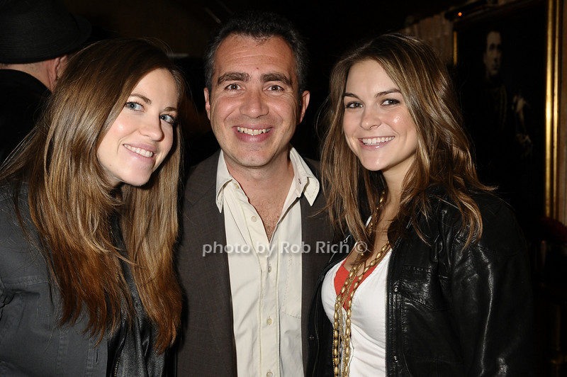 Rachelle Marinas, Peter Marinas, Aryn Sakonchick<br /> photo by Rob Rich © 2009 robwayne1@aol.com 516-676-3939
