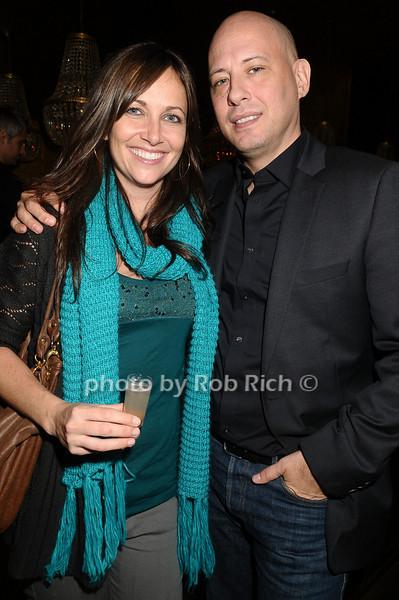 Leanna Shear, Steve Kasuba<br /> photo by Rob Rich © 2009 robwayne1@aol.com 516-676-3939