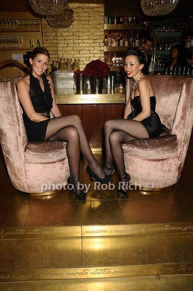 Raquel Monterce, Inssaf Najid<br /> photo by Rob Rich © 2009 robwayne1@aol.com 516-676-3939