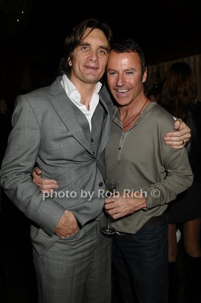 Jamie Mulholland, Colin Cowley<br /> photo by Rob Rich © 2009 robwayne1@aol.com 516-676-3939