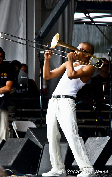 Jazz Fest Second Weekend© Copyright 2008 Chad Smith All Rights Reserved 080