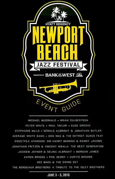 2016 Newport Jazz Festival