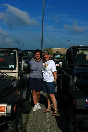 Jeep Rally 2009