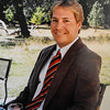 Photo of Jeff from our wedding... handsome and likable. Very charming. No wonder your Mom fell for him :).