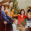 Family Portrait... Wendy, Chuck, Peter, Nancy and teenage Jeff