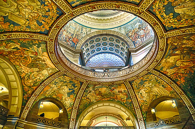 Ceiling Capitol (1 of 1)