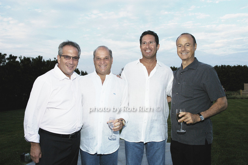 Neil Sroka, Joe Jurist, Jeff Allen, Larry Levine