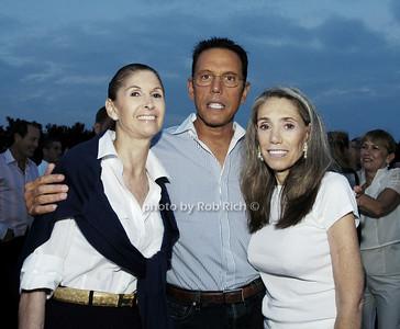Nancy Fisher, Kenny Albert, Susan Tisch
