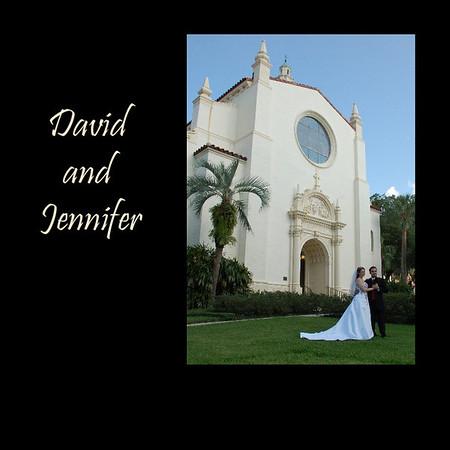 Jen and David parents album