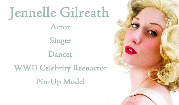 Jennelle Business Cards